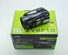 Видеокамера jvc gz hd3