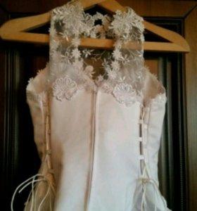 Свадебное платье, Свадебное белое платье