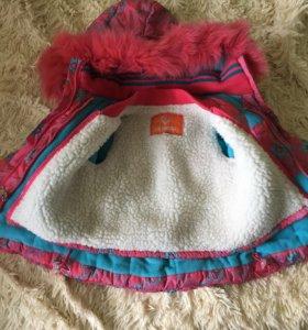 Новый Детский костюм на зиму