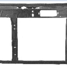 Рамка / панель / суппорт / радиатора (телевизор) skoda fabia 07- шкода фабиа