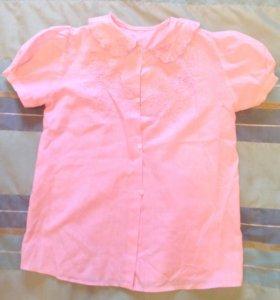 Школьные блузки. 1-3 класс.