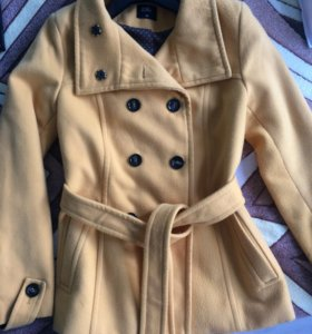 Пальто , осеннее