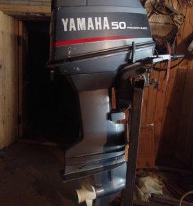 Мотор лодочный YAMAHA 50 л.с.