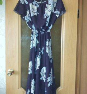 Платье и болеро размер 50-52