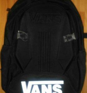 Ортопедический новый рюкзак Vans