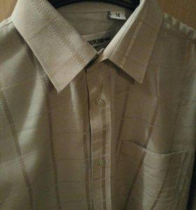 Рубашки,р.46-48,170-176
