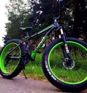 Велосипед fat bike (новый)