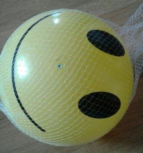 Мячик новый