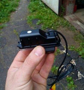 Камера заднего вида vw polo sedan, fabia