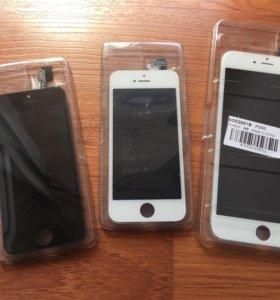 Дисплеи iPhone 4,4s,5,5c,5s,6,6s,7