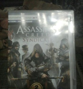 Игра Assassins creed Syndicate