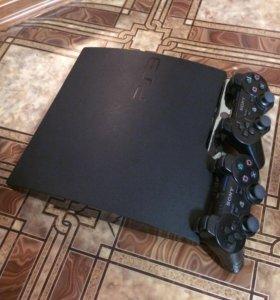 Sony Playstation 3 (прошитый)