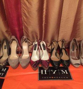 Новые туфли Zara 36-37
