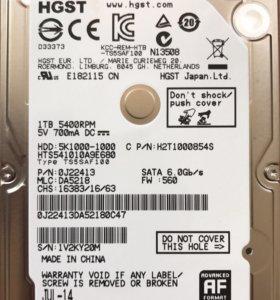 Жёсткий диск HGST 1000Gb