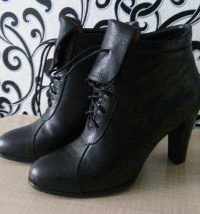 Ботинки женские (осень)