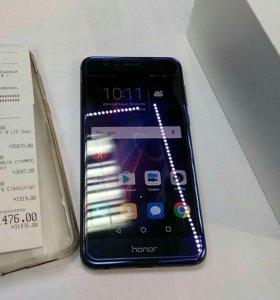 Huawei honor 8 +стекло +чехол