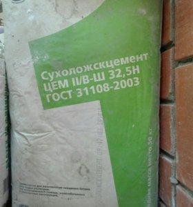 Цемент, финишка, нал. пол.