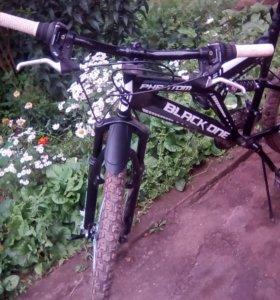 Велосипед Black One Phantom