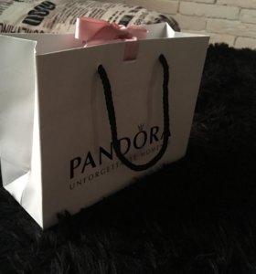 Фирменный пакет Pandora
