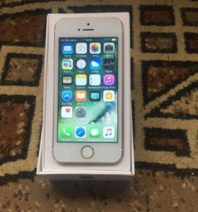 iPhone 5s в идеальном состоянии