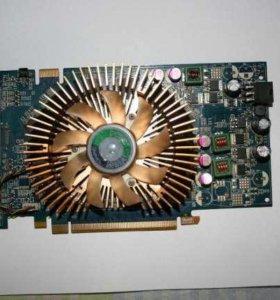 Видеокарта GeForce 9800 GT 512MB DDR3