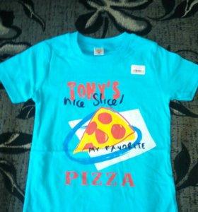Новые футболки для мальчиков