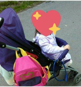 коляска прогулочная Jekki kids