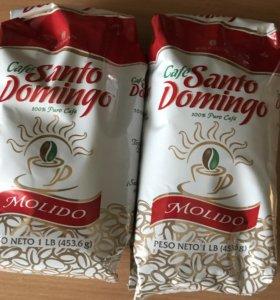 Кофе из Доминиканы Доминго
