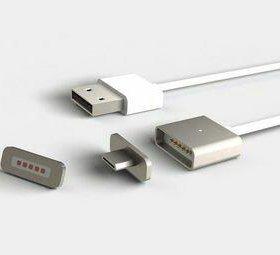 КАБЕЛЬ MICRO USB МАГНИТНЫЙ