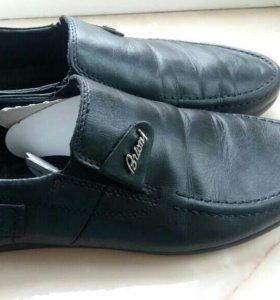 Туфли для мальчика 39