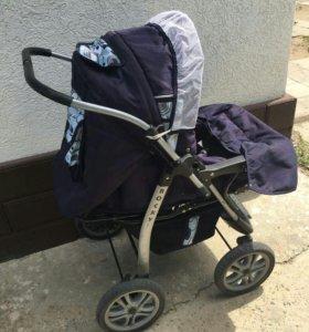 Детская коляска + сумка переноска