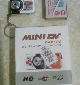 Mini foto videokamera