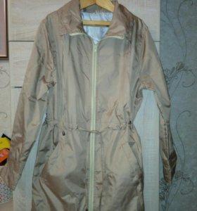 Новая ветровка, плащ, куртка