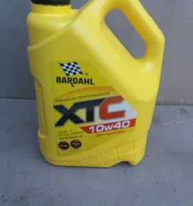 Моторное масло Бардаль 10w40