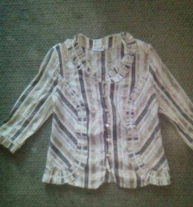 Блуза 46-48 размер