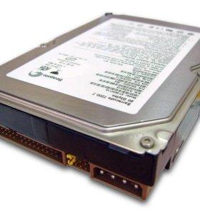 Жёсткий диск Barracuda 7200.7 80 Gb