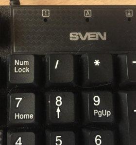 Клавиатура SVEN