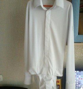 Рубашка-боди для бальных танцев