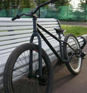 Велосипед street/dirt MTB