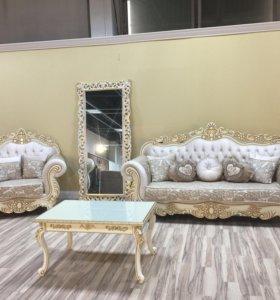 Роскошный комплект мебели