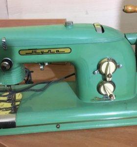 Швейная машинка Тула модель 1 год выпуска 1963
