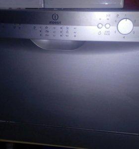 Посудомоечная машинка indesit icd 661