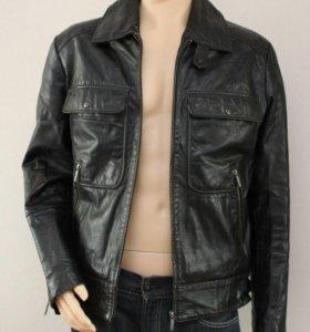 Joop - L\XL Кожаная куртка