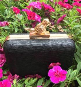 Вечерняя сумочка клатч