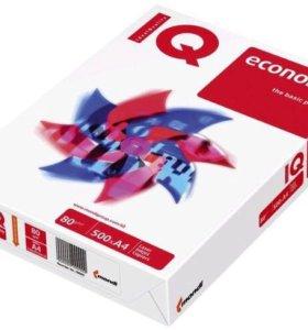 """Бумага """"IQ Economy"""" А4, 500 листов"""