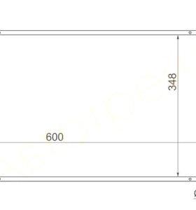 Радиатор Toyota Corolla Fielder 00-/Voltz/RUNX/Allex/Spacio/WILL VS/Vi Matrix Verso