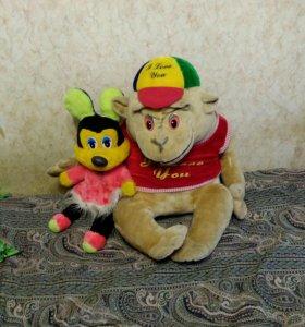 2 игрушки