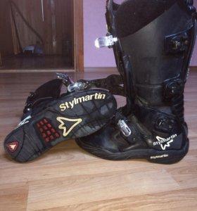 Мотоботы stylmartin s1 gear pro