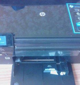 МФУ HP B-110 на детали или под восстановление