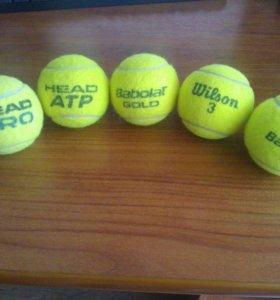 Мяч для собаки (теннисный)